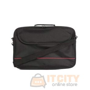 15.6 Inch Laptop Bag - Black