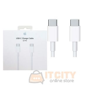 Apple USB-C Lightning 1M Cable MLL82 - White