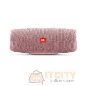 JBL Charge 4 Waterproof Portable Bluetooth Speaker - Pink