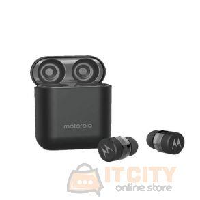 Motorola Vervebuds 110(TWS) Bluetooth Headset - Black
