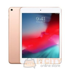 Apple  iPad Mini 5 7.9-inch 256GB 4G LTE Tablet - Gold