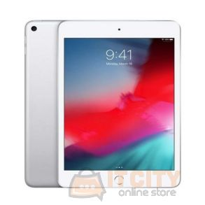 Apple  iPad Mini 5 7.9-inch 256GB 4G LTE Tablet - Silver