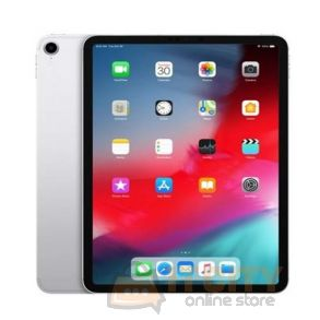 Apple iPad Pro 2018 11-inch 64GB 4G LTE Tablet - Silver