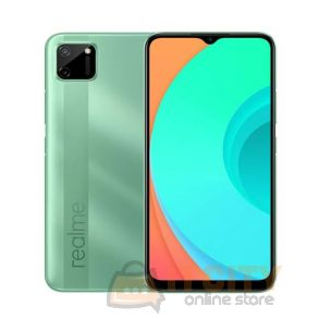 Realme C11 32GB 6.5 Inch Phone - Rich Green