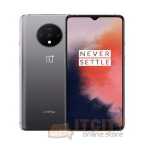 OnePlus 7T 128GB/8GB 6.55 Inch Phone - Frosted Silver