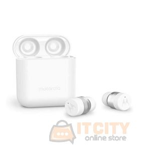 Motorola Vervebuds 110(TWS) Bluetooth Headset - white