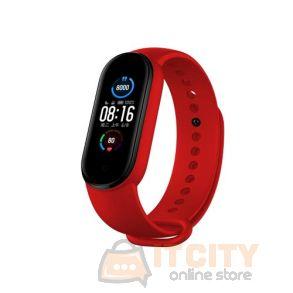 Xiaomi Mi Smart Band 5 - Red