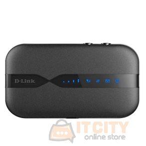 D-Link 4G LTE Mobile Rputer Black - DWR-932