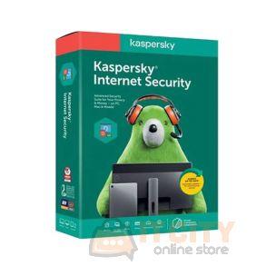 Kaspersky Internet Security 2020 - 2 user