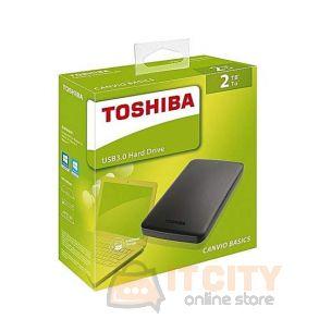 Toshiba 2TB USB 3.0 Portable Hard Drive - HDTB420EK3AA