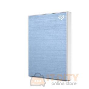 Seagate 5TB Backup Plus USB 3.0 External Hard Drive - Light Blue