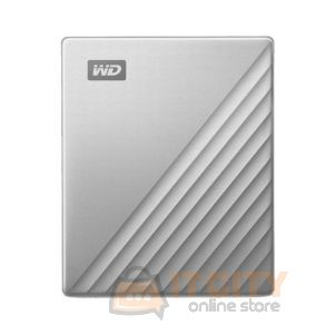 Western Digital My Passport 4TB Ultra Hard Drive - Grey