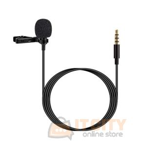 Lavalier MicroPhone (GL-119) ForAudio and Video Recording