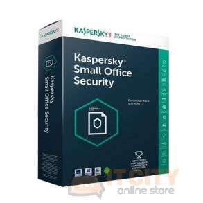 Kaspersky 10 User 1 Server Small Office Security