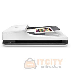 HP ScanJet Pro 2500 f1 - 20ppm / 1200dpi / A4 / USB / Flatbed ADF Scanner (L2747A)