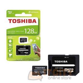 Toshiba 128GB Micro SD THN-M203K1280EA