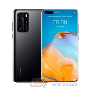 Huawei P40 Pro 5G 128GB/8GB 6.1 Inch Phone - Black