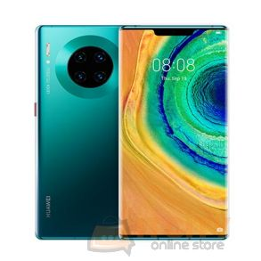 Huawei Mate 30Pro 5G 256GB/8GB 6.53 Inch Phone - Emerald Green