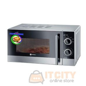 SayonaPPS 1200W 20L Microwave Oven SOM4228 - Silver