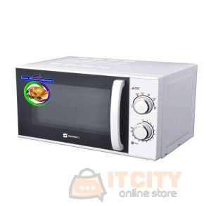 SayonaPPS 1200W 20L Microwave Oven SOM2315 - White