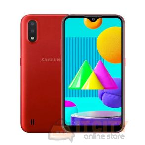 Samsung Galaxy M01 3GB/32GB 5.7 Inch Phone - Red