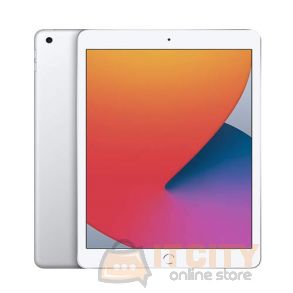 Apple ipad 8 128GB 10.2 Inch 4G Tablet - Silver