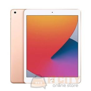 Apple ipad 8 128GB 10.2 Inch 4G Tablet - Gold