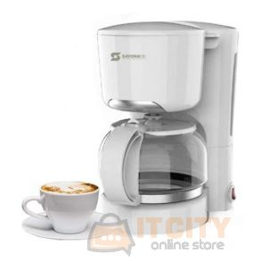 Sayona coffee maker 1.25L - 850w  SCM-4247  - WHITE
