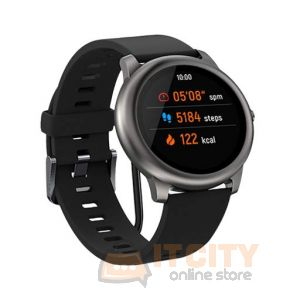 Xiaomi Haylou Solar LS05 Smart Watch - Black