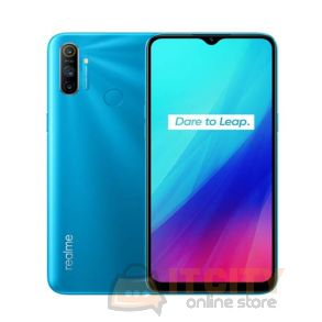 Realme C3 3GB/32GB 6.5 Inch Phone - Frozen Blue