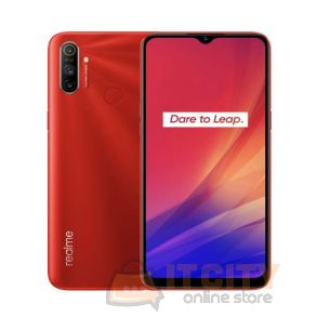 Realme C3 3GB/32GB 6.5 Inch Phone - Blazing Red