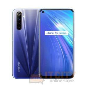 Realme 6 8GB/128GB 6.5 Inch Phone - Comet Blue