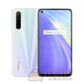 Realme 6 8GB/128GB 6.5 Inch Phone - Comet White