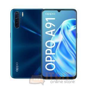 Oppo A91 128GB/8GB 6.4 Inch Phone - Blazing Blue