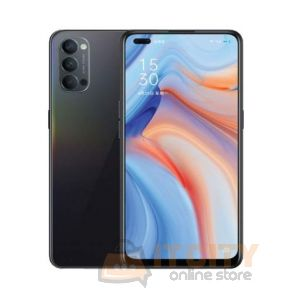 Oppo Reno4 128GB/8GB 6.4 Inch Phone - Black
