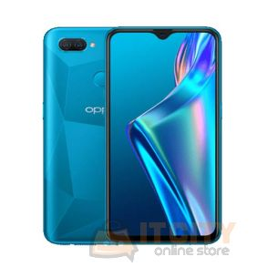 Oppo A12 64GB/4GB 6.22 Inch Phone - Blue