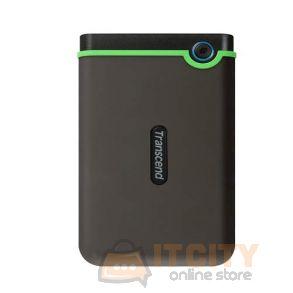 Transcend TS1TSJ25M3S StoreJet 1TB Portable External Hard Drive