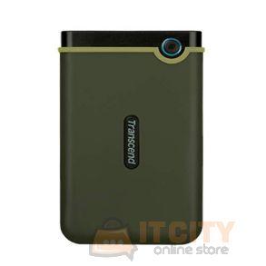 Transcend TS2TSJ25M3S StoreJet 2TB Portable External Hard Drive