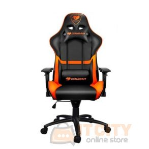 Cougar Armour S Gaming Chair/Adjustable Design One-Orange