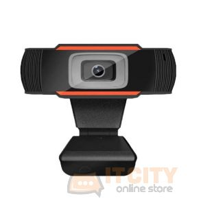 Trands (TR-WB895) 1080p Full Hd Webcam With Universal Clip