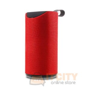 Iends (IE-SP878) Wireless Bluetooth Speaker - Red