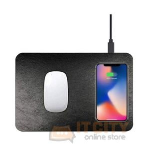 Trands (TR-MUW97) Mouse Pad with Wireless Charger