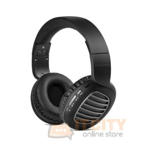 Promate Concord Dynamic HD Stereo wireless Headset - Black