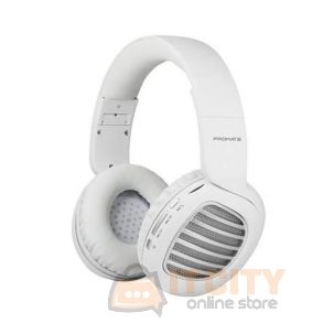 Promate Concord Dynamic HD Stereo wireless Headset - Silver