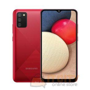 Samsung Galaxy A02s 32GB/3GB 6.5 Inch Phone - Red