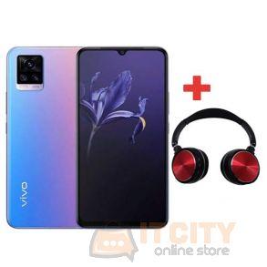 Vivo V20 128GB/8GB 6.44 Inch Phone With Bluetooth headset