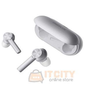 OnePlus Buds Z Bluetooth Headset - White