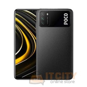 Poco M3 64GB/4GB 6.53 Inch Phone - Black