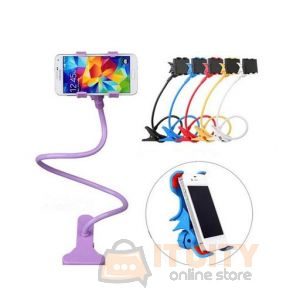 Multicolor Plastic Lazy Mobile Phone Holder