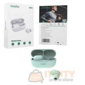 Modio ME9 Wireless Stereo Earbuds